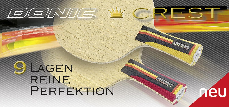 Donic Crest Blades